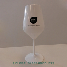Black&Bianco glass